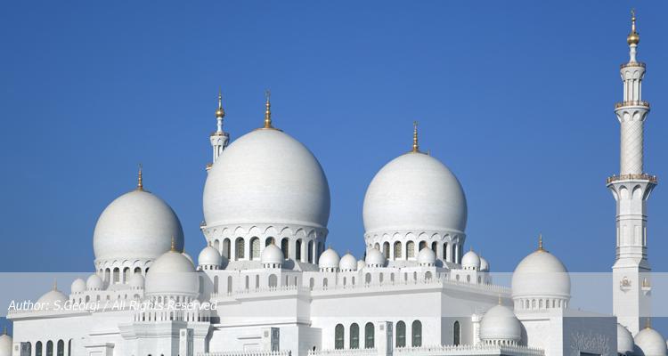 Shike Zayed Mosque
